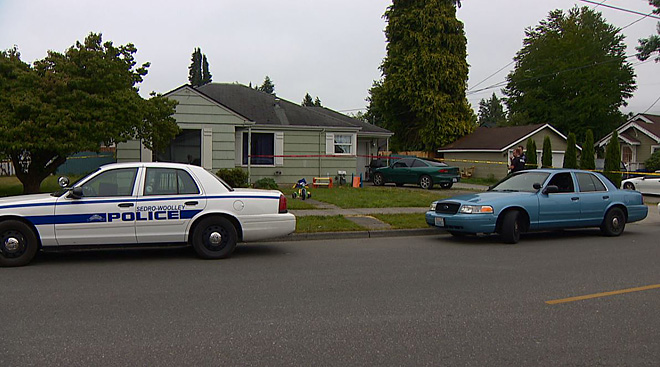 Child Shot in Sedro-Woolley