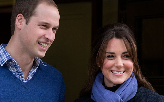 It's a prince! Will and Kate have a boy