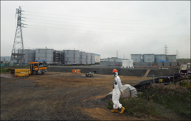 Overflowing tank cause of new leak at Fukushima