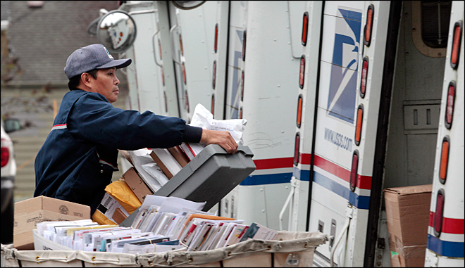 No more mail at your door? Lawmakers eye delivery changes