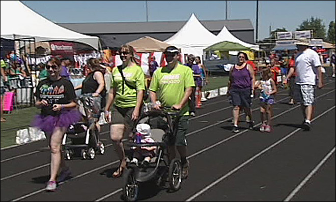 Relay For Life: 'It's nice to see everybody come together'