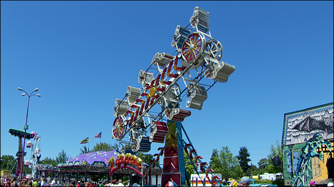Regulation of carnival rides questioned after boy hit by flying metal