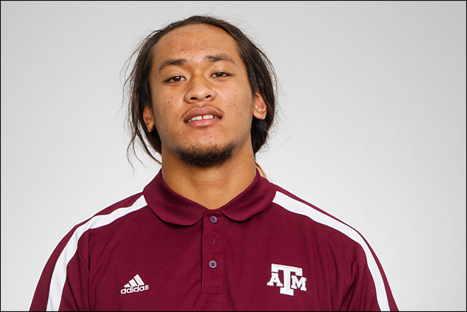 Crash kills Texas A&M freshman lineman, Utah teen