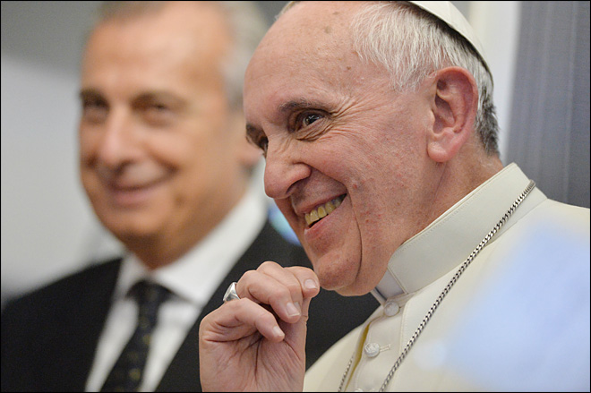 Pope: Church must change focus on abortion, gays and contraception