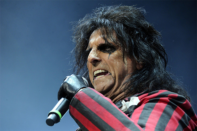 Czech Republic Alice Cooper