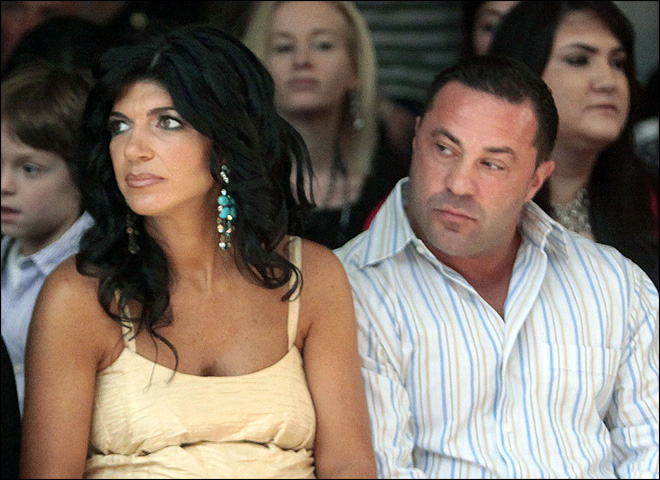 'Real Housewives of NJ' stars free on $500,000 bond