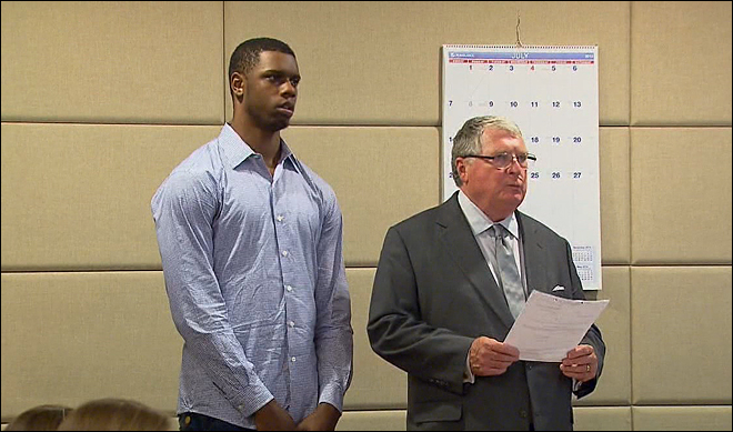 NBA's Jones pleads not guilty to 'stomping' on homeless man in Portland