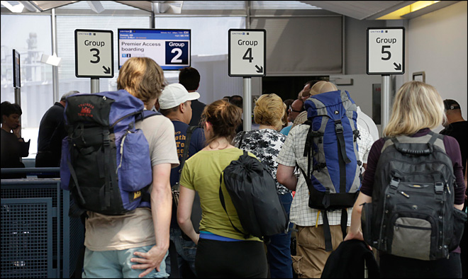 The airlines' endless quest for better boarding