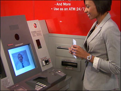 Upgraded interactive ATMs to roll out nationwide
