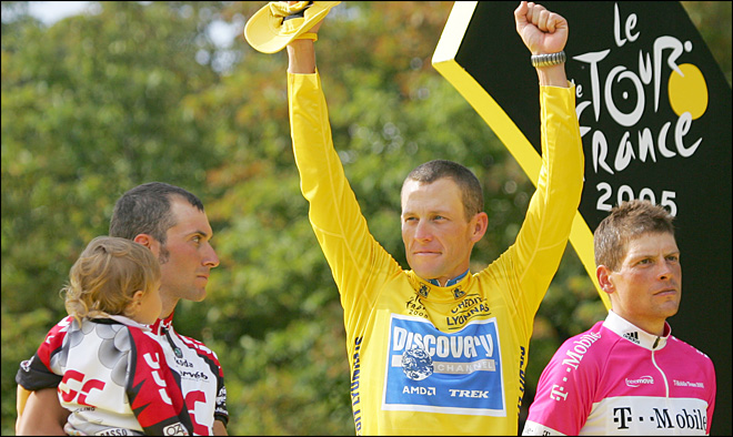 Ullrich: Lance Armstrong should get Tour wins reinstated