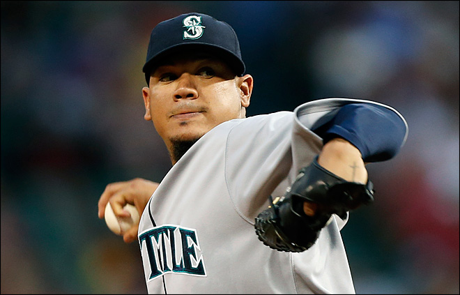 Mariners blow huge lead, lose to Red Sox 8-7