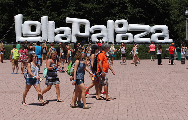 Lollapalooza 2013 - Day 2
