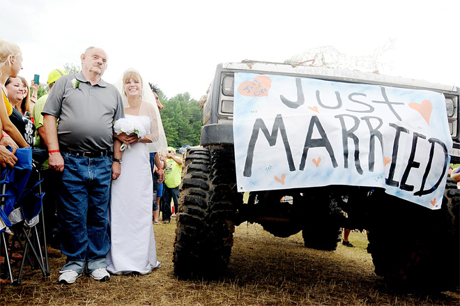 Redneck Wedding