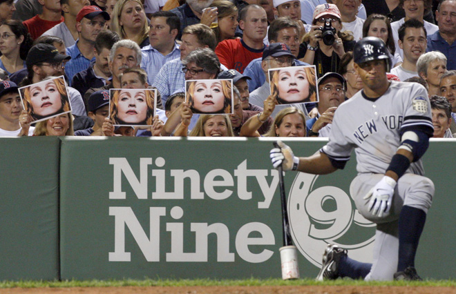 The Life and Times of A-Rod Baseball