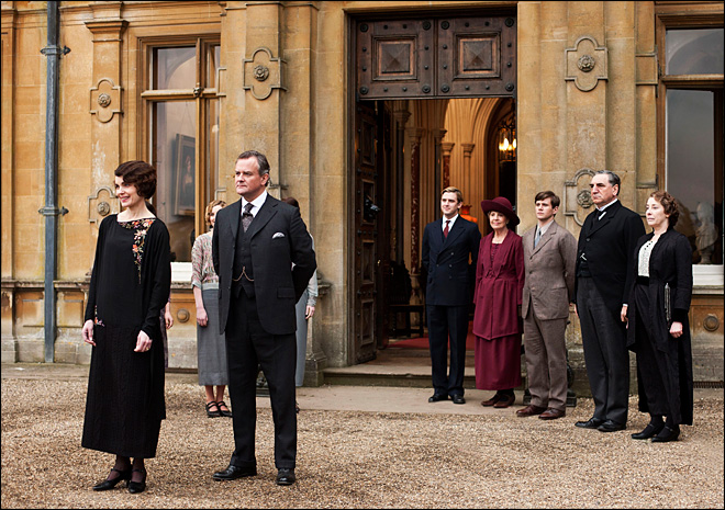 'Downton Abbey' preview set to air in December