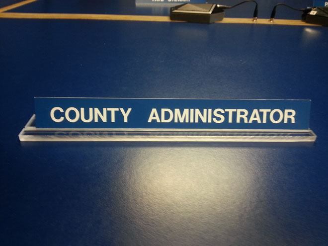Lane County to further scrutinize former administrator's work