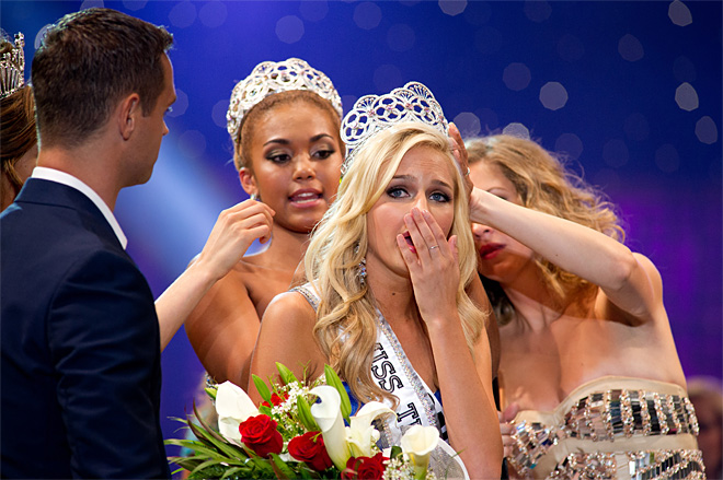 Suspect arrested in Miss Teen USA nude photo extortion