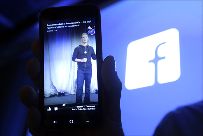 Facebook to test mobile payments service