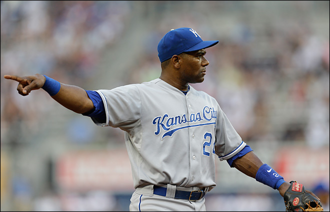 Royals' Tejada suspended 105 games for amphetamine use
