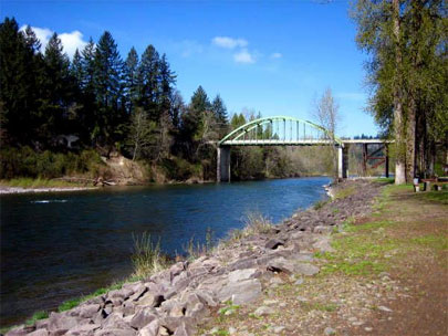 Tuber who went missing on Clackamas River turns up at home