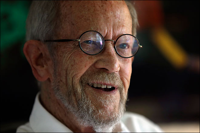 Novelist Elmore Leonard, man behind 'Get Shorty,' 'Justified,' dead at 87