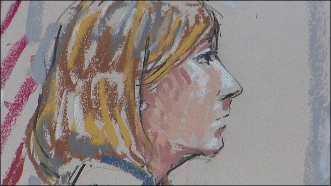 Courtroom Sketches: Army Staff Sgt. Robert Bales sentencing