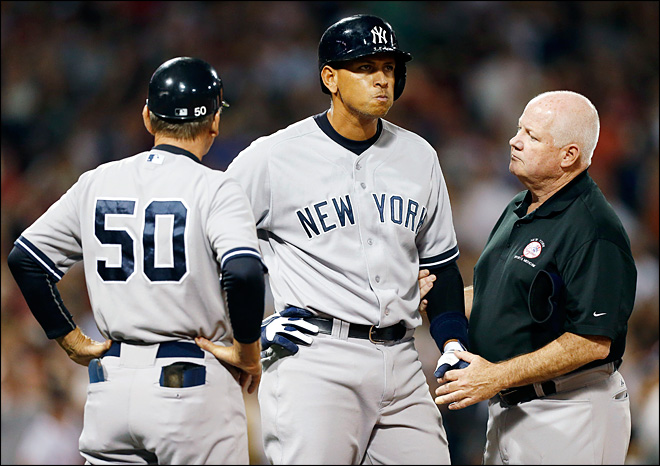 A-Rod sues MLB, Selig, claiming they're trying to destroy his career