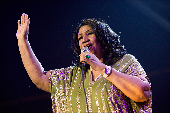 Aretha Franklin credits faith healing for 'miraculous' recovery