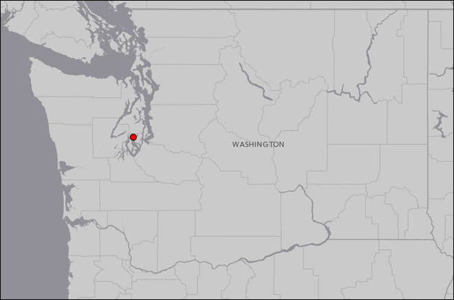 3.6 earthquake rattles Puget Sound
