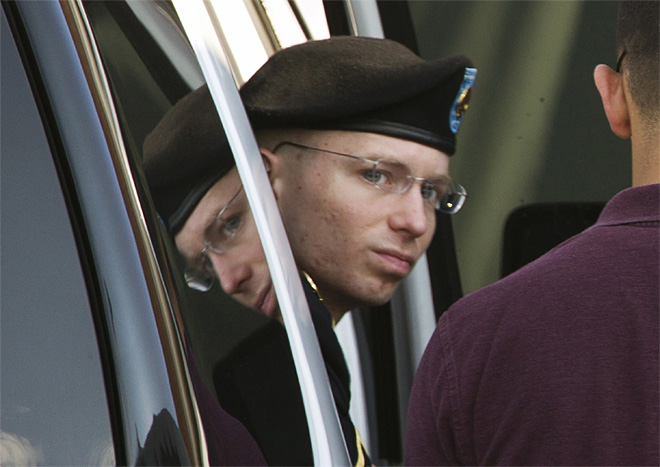 Manning Wikileaks Photo Gallery