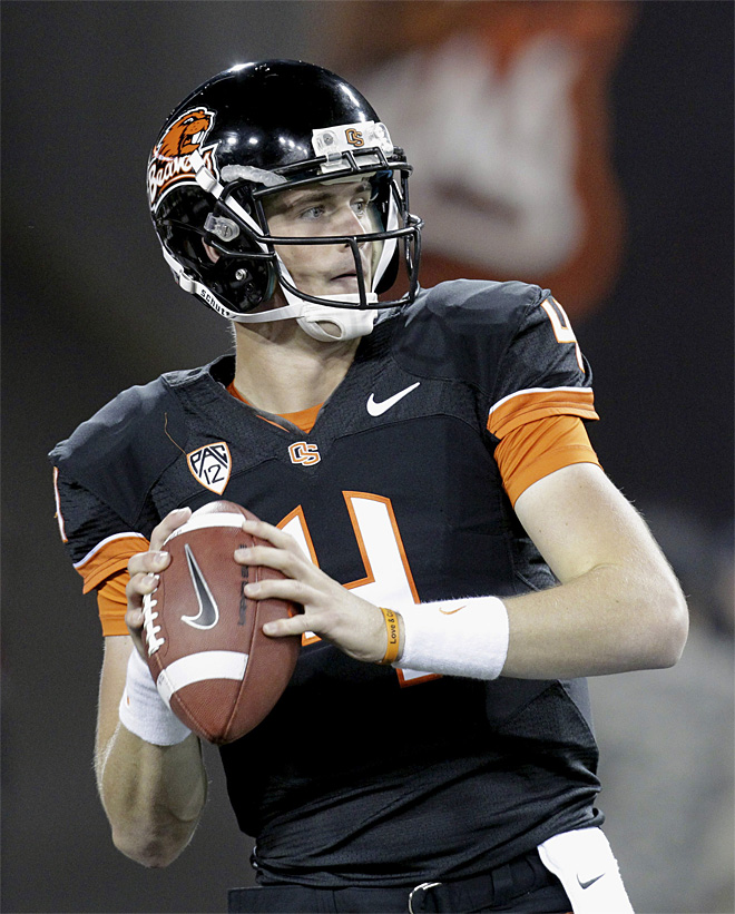 Sean Mannion will start at QB for Oregon State