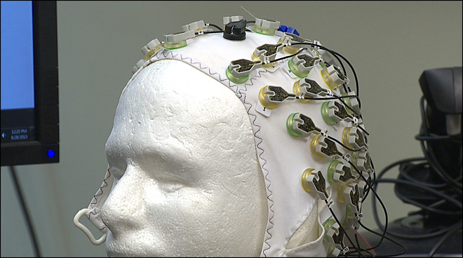 Washington researchers transfer human thoughts over the Internet