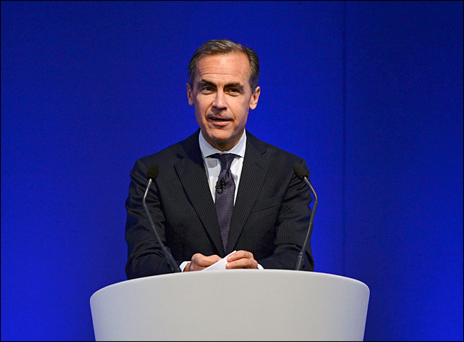 Bank of England's Carney takes his message to the public