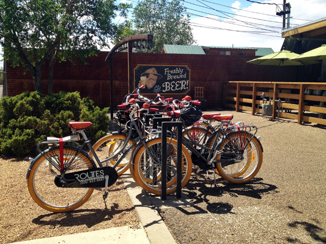 Bikes and brews: Combining cycling and spirits