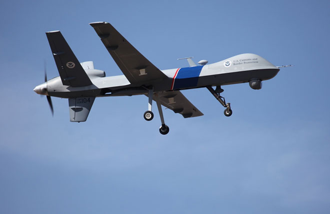 Feds announce test sites for drone aircraft