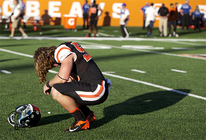 Oregon State looks to rebound against Hawaii