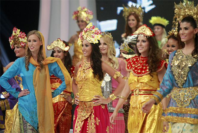 Indonesia Miss World