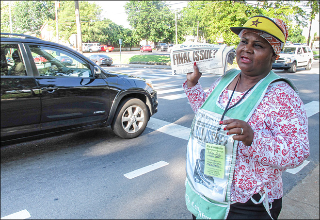 Nashville street newspaper faces financial crisis