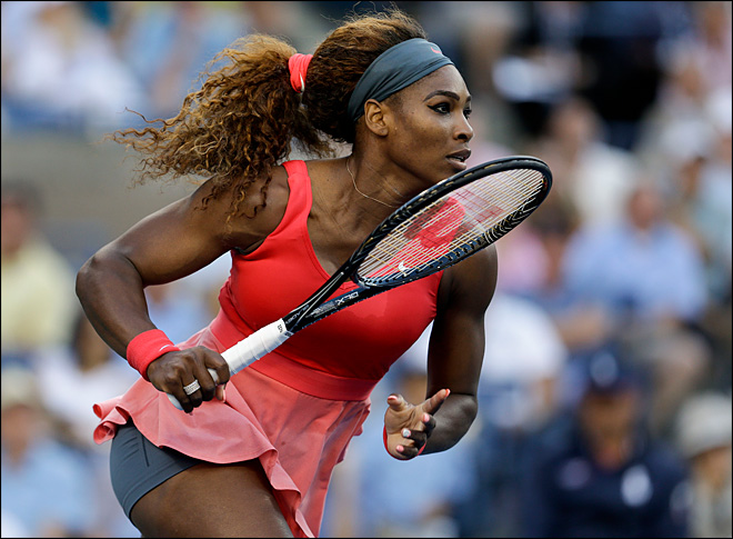 Serena Williams wins 5th U.S. Open, 17th Grand Slam