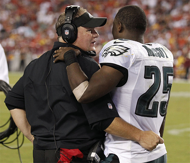 Welcome to Chip Kelly, NFL: 'You need to slow it down a bit'