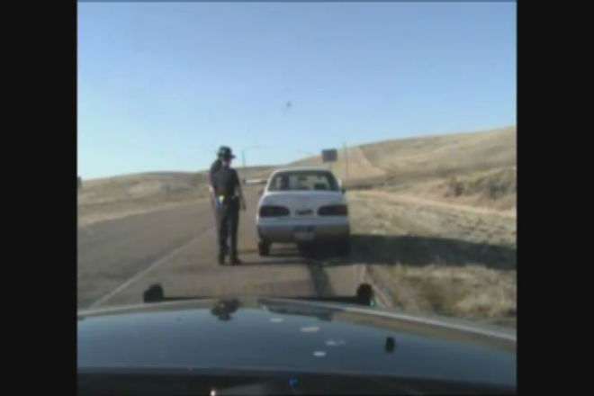 Controversial Idaho State Police dash cam video goes viral