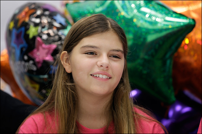 Arkansas girl who survived rare infection goes home