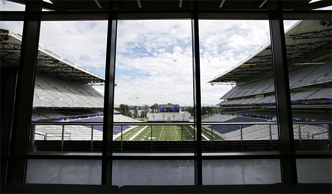 Washington Football Palaces