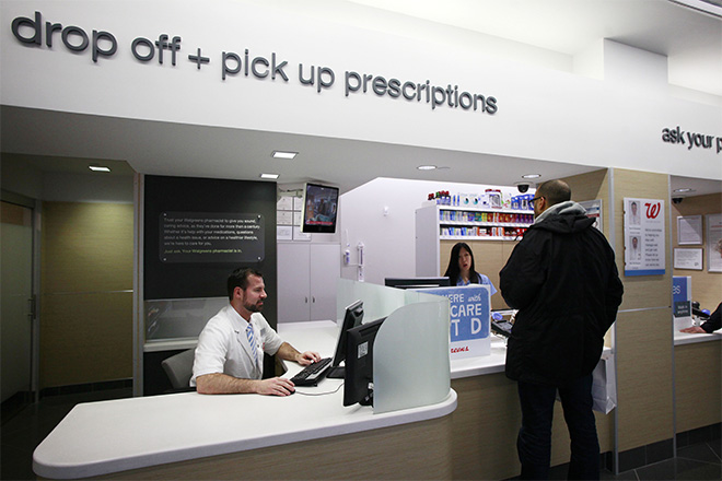 Drug Store of the Future