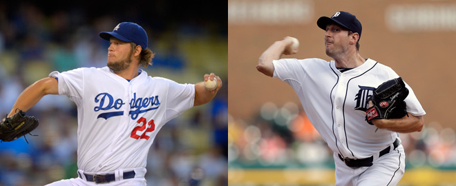 Kershaw, Scherzer easily win Cy Young Awards