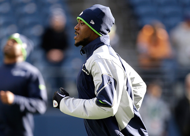 Harvin doubtful to play against Saints