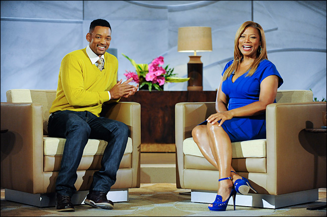Queen Latifah plans to make noise with new show