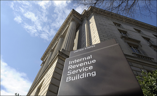 700 IRS contract workers owe $5.4 million in back taxes