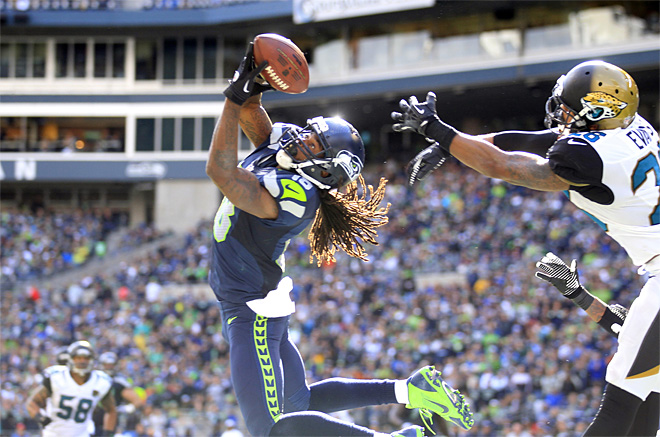 Seahawks' Rice tweets apparent goodbye to Seattle
