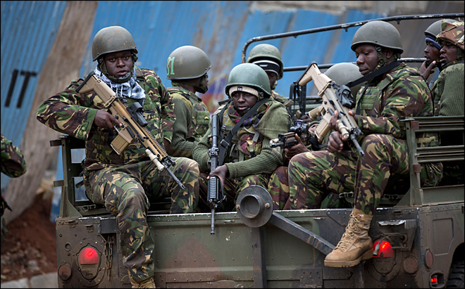Kenyan forces say they rescued 'most' hostages from mall